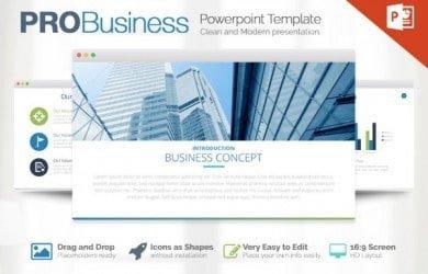 Presentation archives hooed free business presentation powerpoint template toneelgroepblik Choice Image