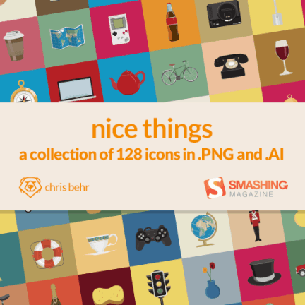 nice-things-icons